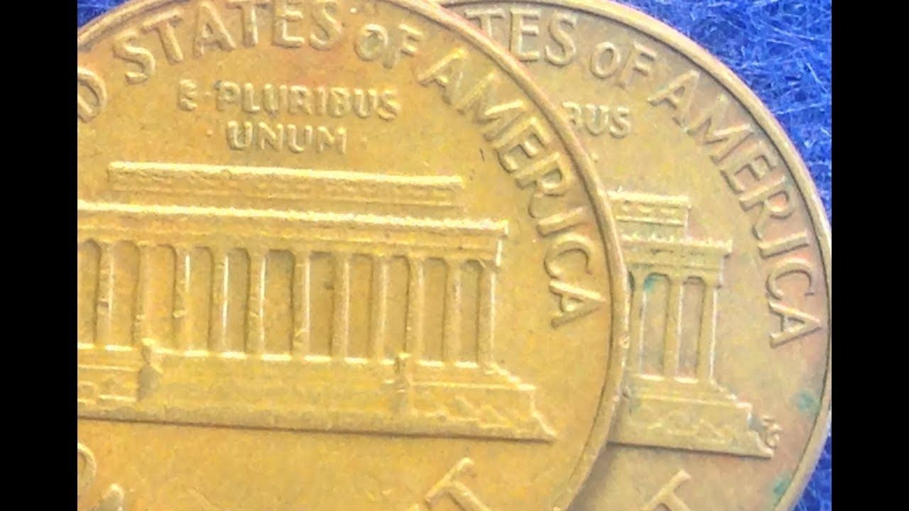 1969 D Error Penny Floating Roof Missing Initials Coins Rare Coins Worth Money Valuable Coins