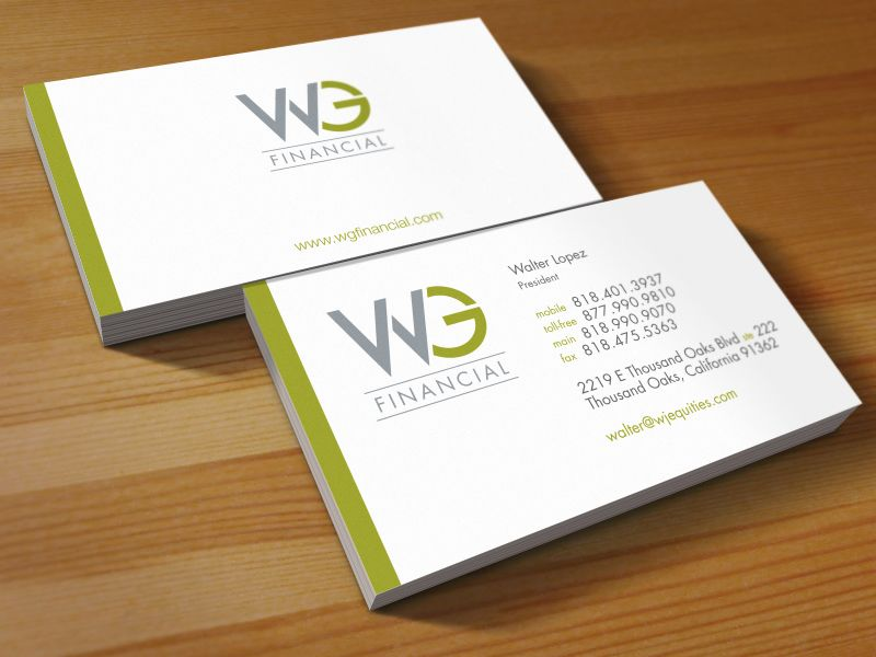 1 . Business Card Design At Downgraf | Design: Business Cards