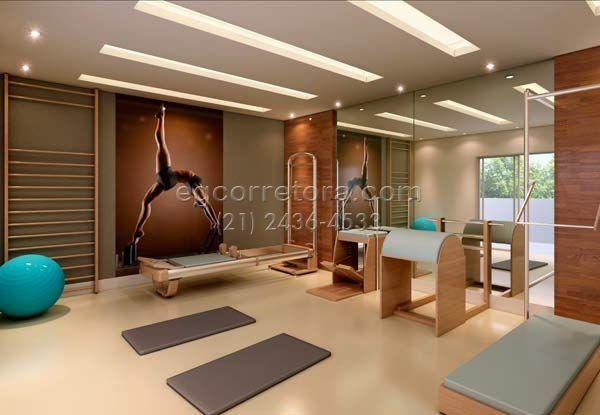 Decoração Yoga ~ studio de pilates decoraç u00e3o Pesquisa Google Pilates studio Pinterest Pilates studio