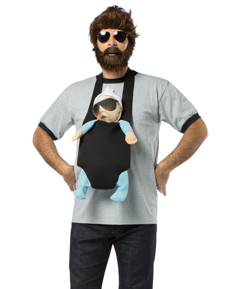 The Hangover Movie Alan Baby Carrier T,Shirt Mens Funny