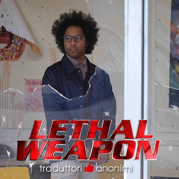 Nella prossima puntata di#LethalWeapon ;) ... https://www.youtube.com/watch?v=NzNZ4tH7oCc&feature=share #LW #promo #traduttorianonimi #tvseries #subtitles #follow  #photooftheday #like #instagrammers  #igers #followme #like4like #l4l #follow4follow #f4f  #sub #subber #tvshow