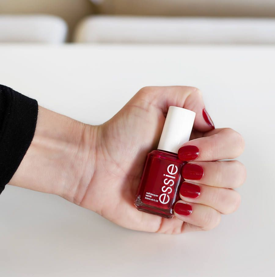 Essie Forever Yummy | Beauty | Pinterest | Nail inspo, Nails ...