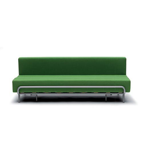 Divano letto trasformabile SLASH - Adrien Rovero | Divani e divani ...