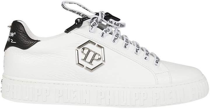 Philipp Plein Philipp Plein Statement Sneakers – White – 10830891 | italist