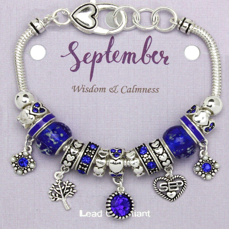 Birthstone Charms Jewelry Birthstones Pandora Shire
