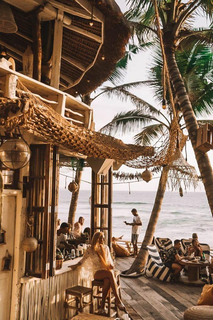 Bali's Best Sunset Spot: Canggu's New La Brisa Beach Club // JetsetChristina #indonesia #asia #travel #bali #thebalibible