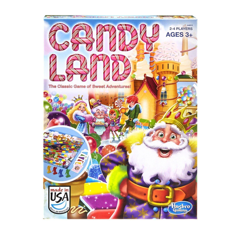 Candyland candyland board game classic games candyland