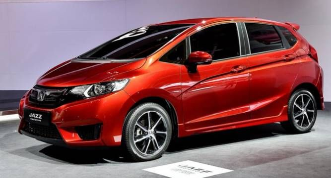 Honda Jazz 3 0 Version Out Features And Specifications
