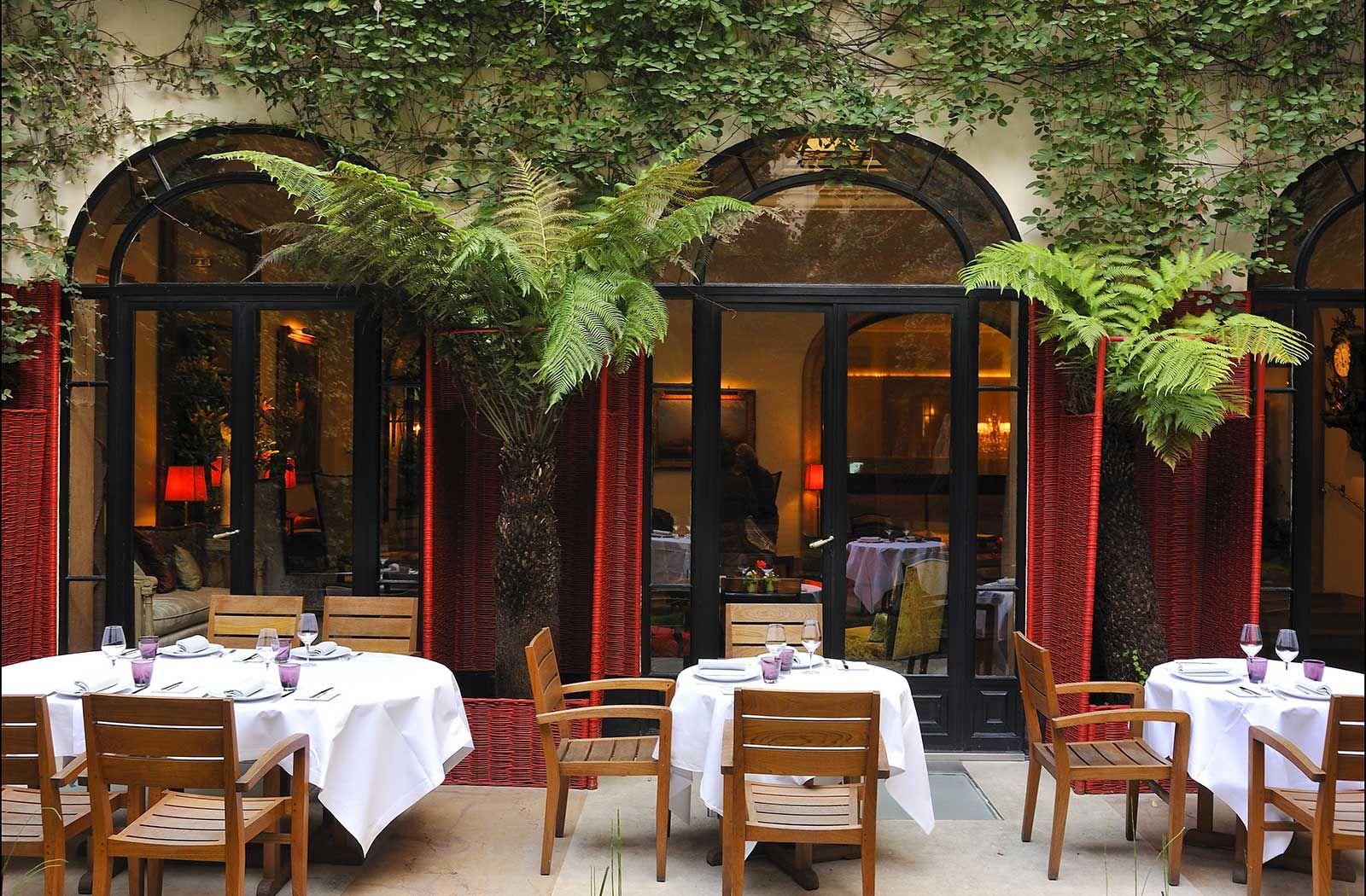 La Table Du Marquis Restaurant Paris