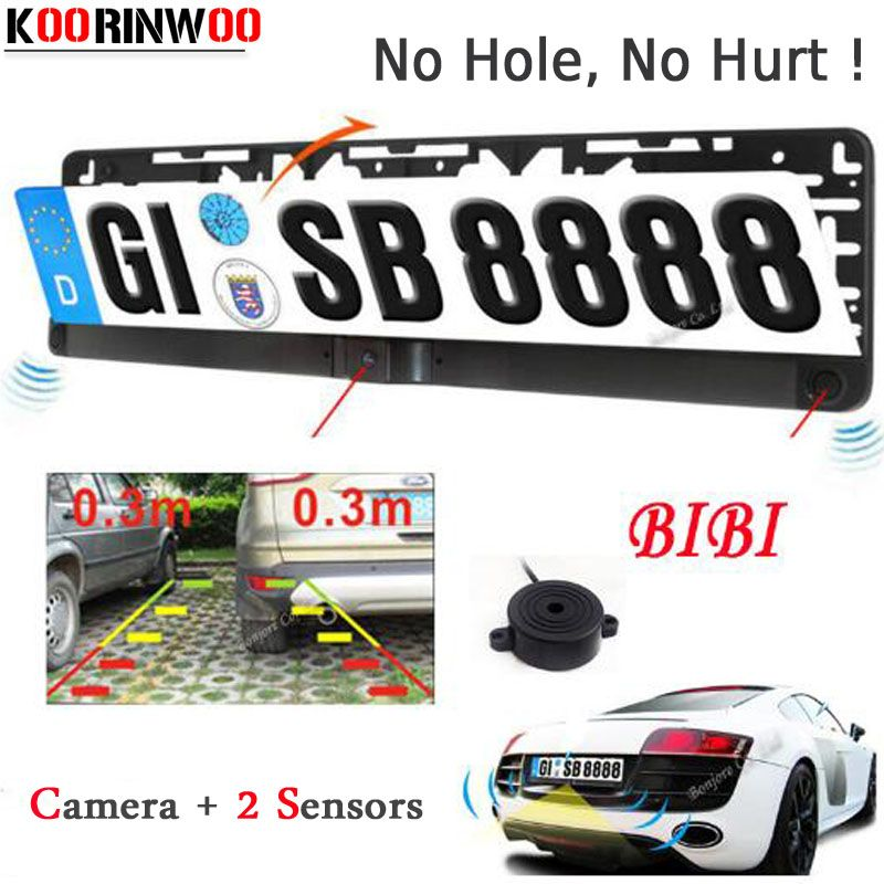 Check Discount Genuine Koorinwoo Dual Core Cpu Car Parking Sensors