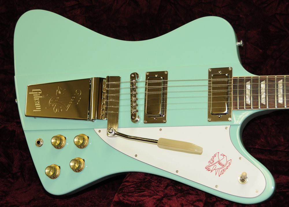 A very nice Gibson Firebird