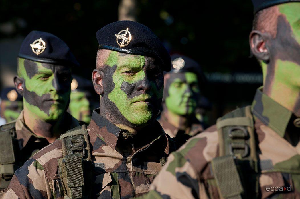 этого франция иностранный легион форма шевроны фото сложилось, что стали