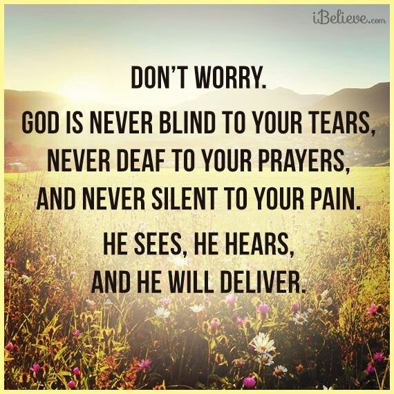 Have Faith God Will See You Through Quotes Inspirational Quotes