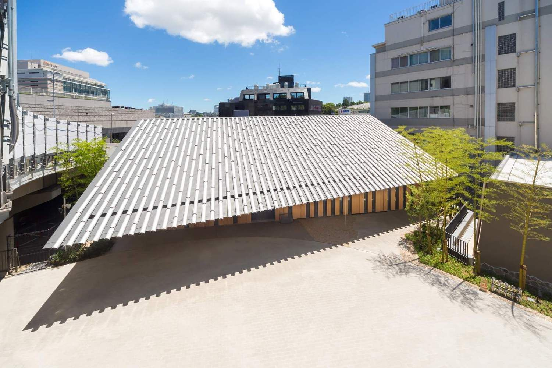 Gallery Of Jodo Shu Ichigyo In Temple Kengo Kuma Associates 1 Kengo Kuma Japanese Architecture Architecture
