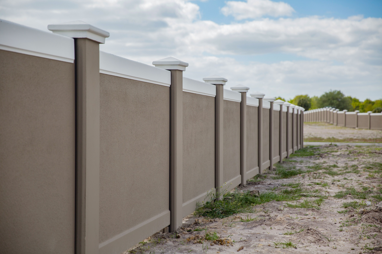 Permawall 1 0 The Original Precast Concrete Wall In Fl Tx Fence Wall Design Gate Wall Design Compound Wall Design