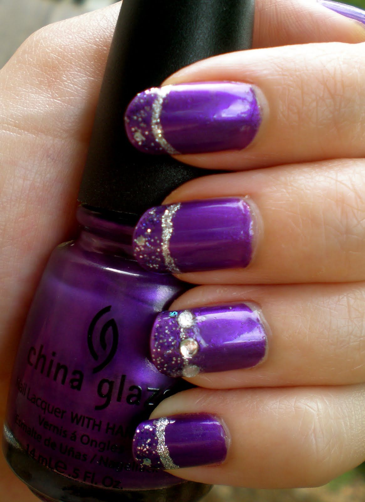 beautiful one color acrylic nail designs : Acrylic Nail Designs ...