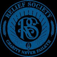 dw decorative lds relief society logo relief society ideas rh pinterest co uk