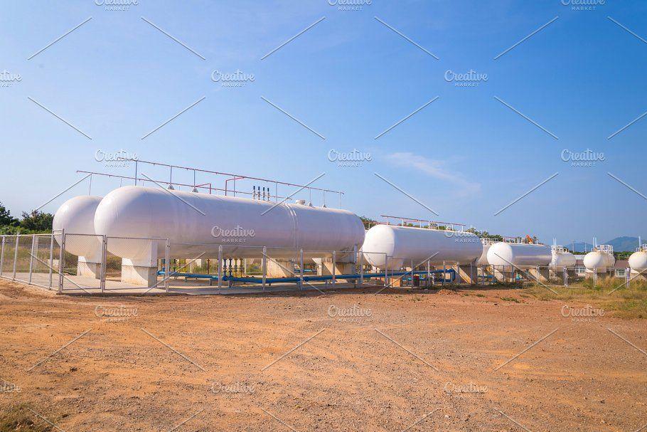 Natural Gas Storage Tanks Storage Tanks Gas