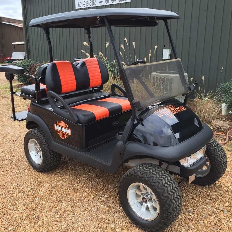 Southeastern Carts & Accessories - Custom & Pre-owned Golf Carts ...