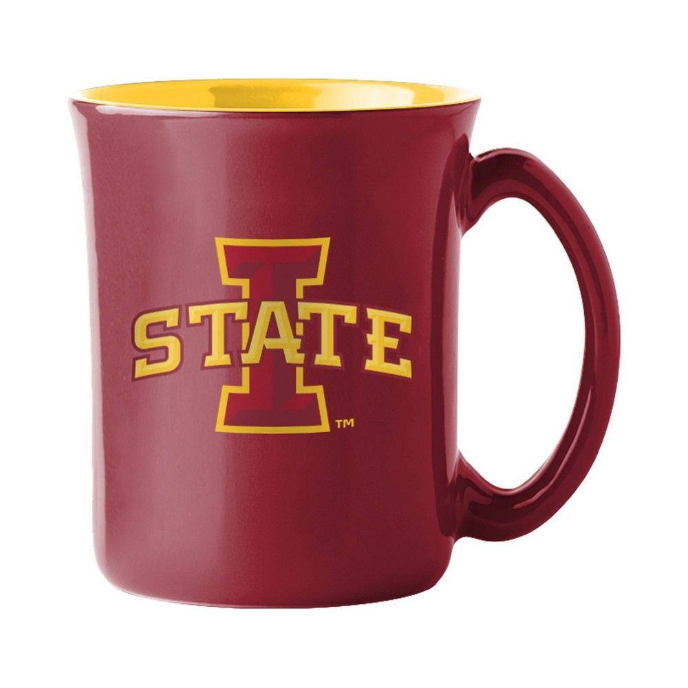 Ncaa Iowa State Cyclones 15oz Cafe Mug Iowa State Cyclones Iowa