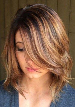 44++ Medium length choppy hairstyles trends