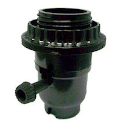Phenolic Socket W Screw Ring 1 4 Ips Lampu
