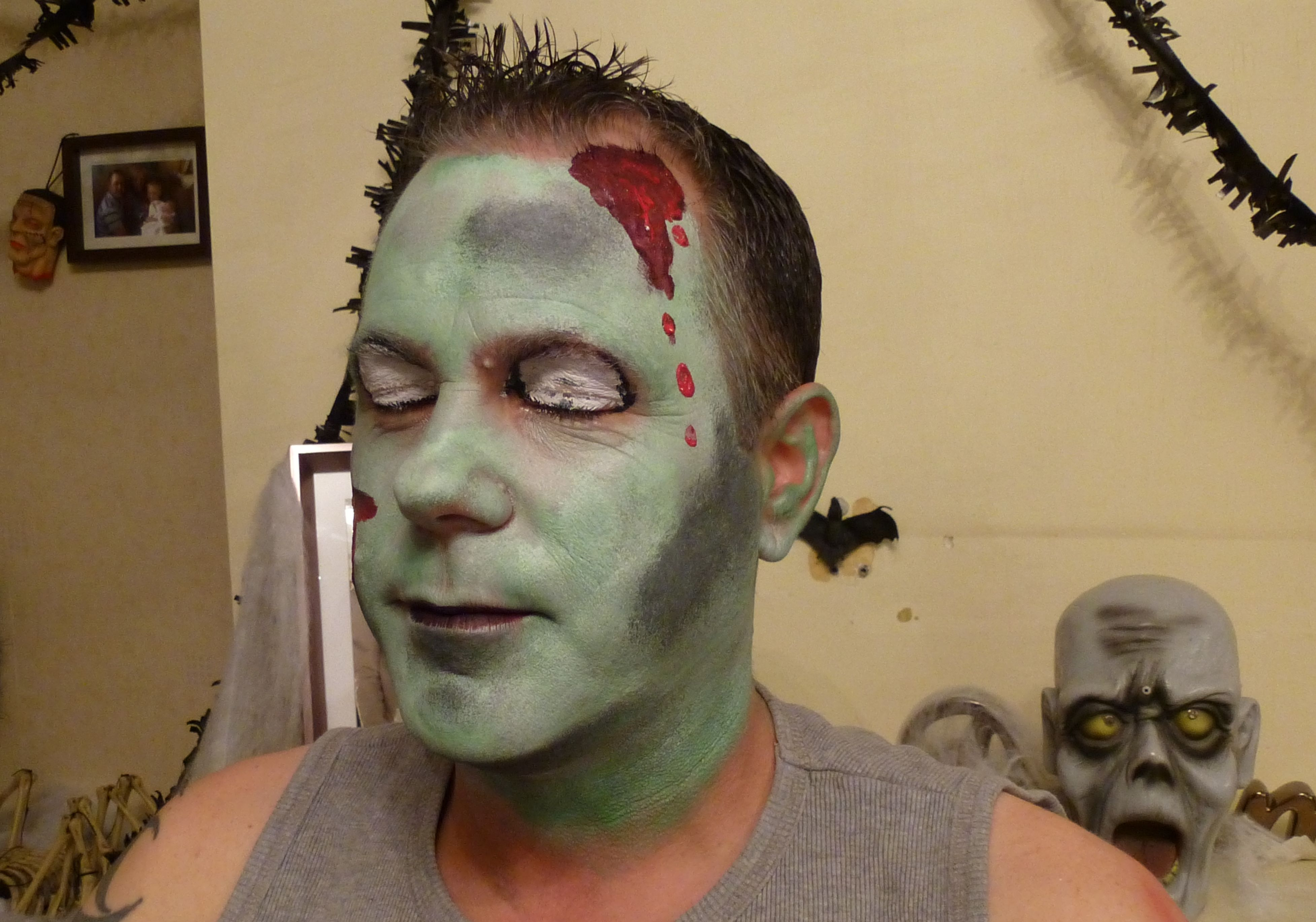 Jax Glam Beauty Face & Body Art  Halloween