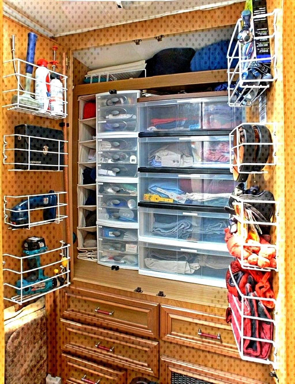 43 Impressive Full Time Rv Living Tips Tricks For Camper Organization Ideas - - Gorgeous 43 Impre