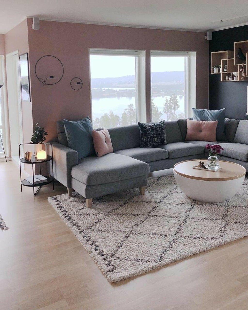 pinnegasi ♥ on interior design  big living rooms