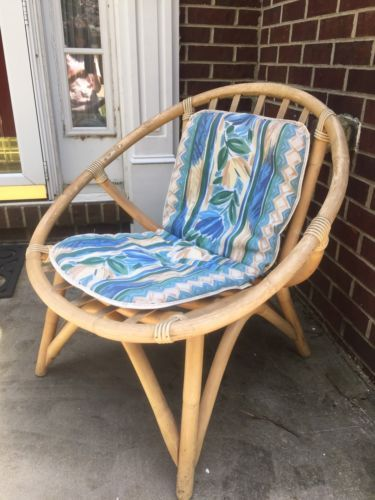 Miraculous Vintage Bamboo Rattan Wicker Vogue Furniture Lexington Ky Pdpeps Interior Chair Design Pdpepsorg