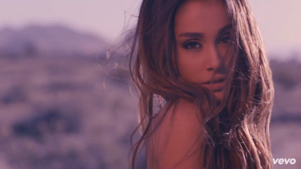 A Shot From Ari S New Video Into You Check It Out Now On Youtube