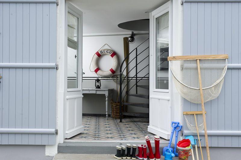 Les Filles du Bord de Mer, Locations de meublés saisonniers « Chic - Chambre D Hotes Normandie Bord De Mer