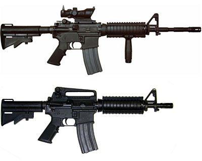 Image detail for -Colt M4 – Versatile Carbine   Famous Guns