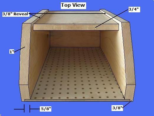 Free potato bin plans how to make a vegetable storage for Storage box plans free