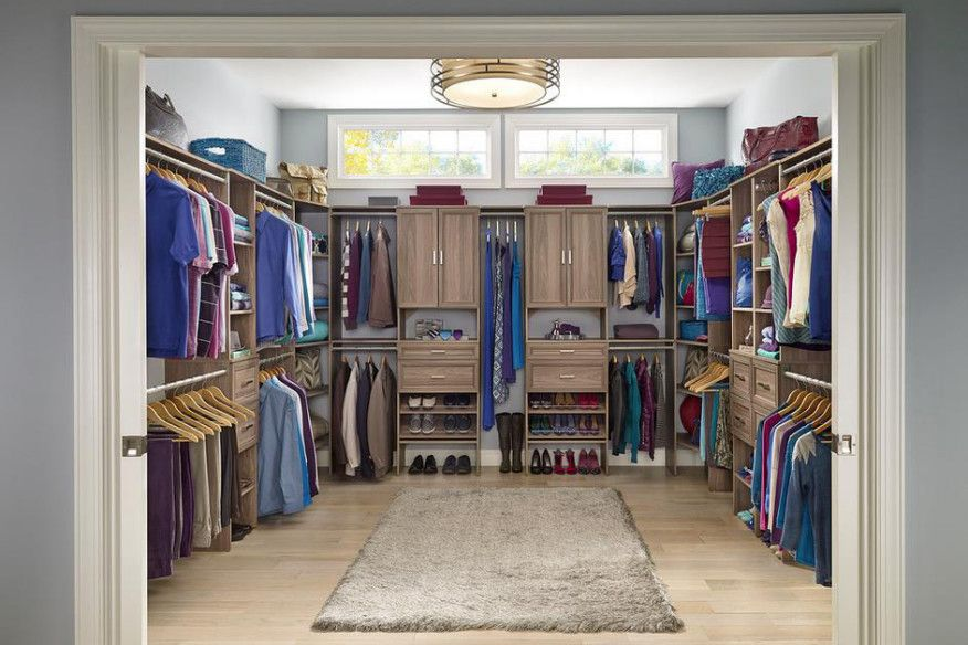 ClosetMaid   Made In America   Closet Design For New Homes And Remodels