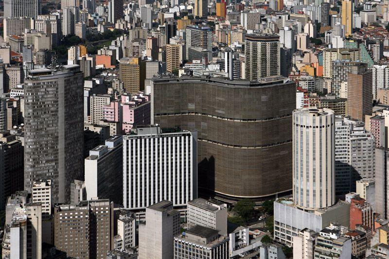 Edifício Copan, São Paulo / Oscar Niemeyer