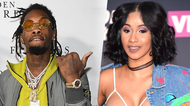 Cardi B Confirms She Married Offset In September: Cardi B Confirms Reports That She Is Engaged To Offset