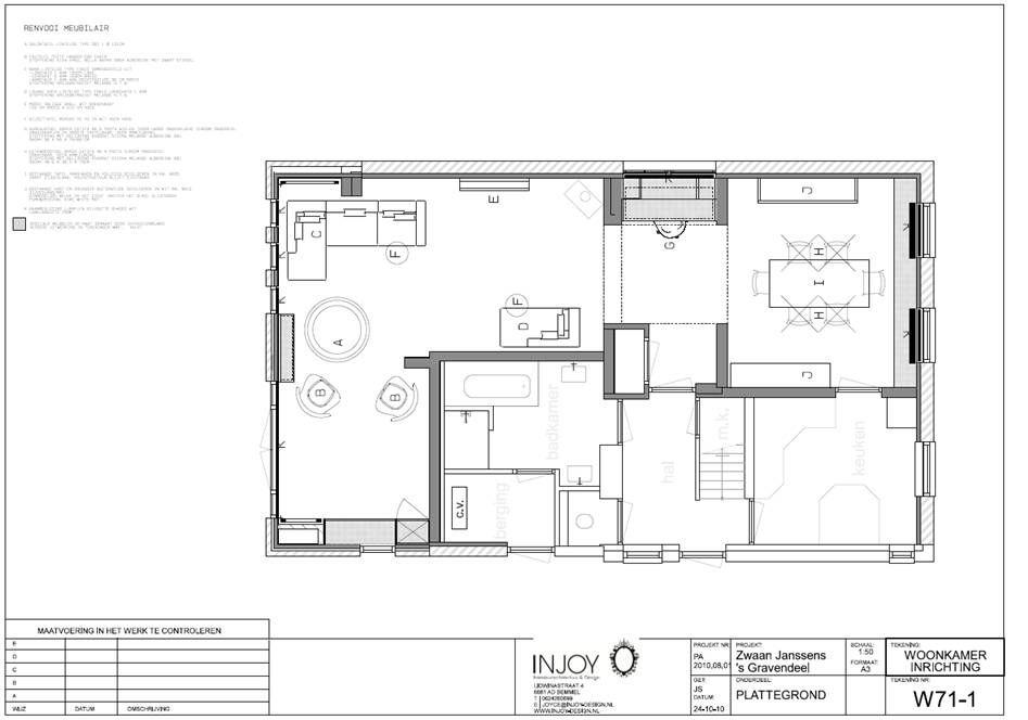 technisch tekening huis - Google zoeken | Technisch Tekenen ...