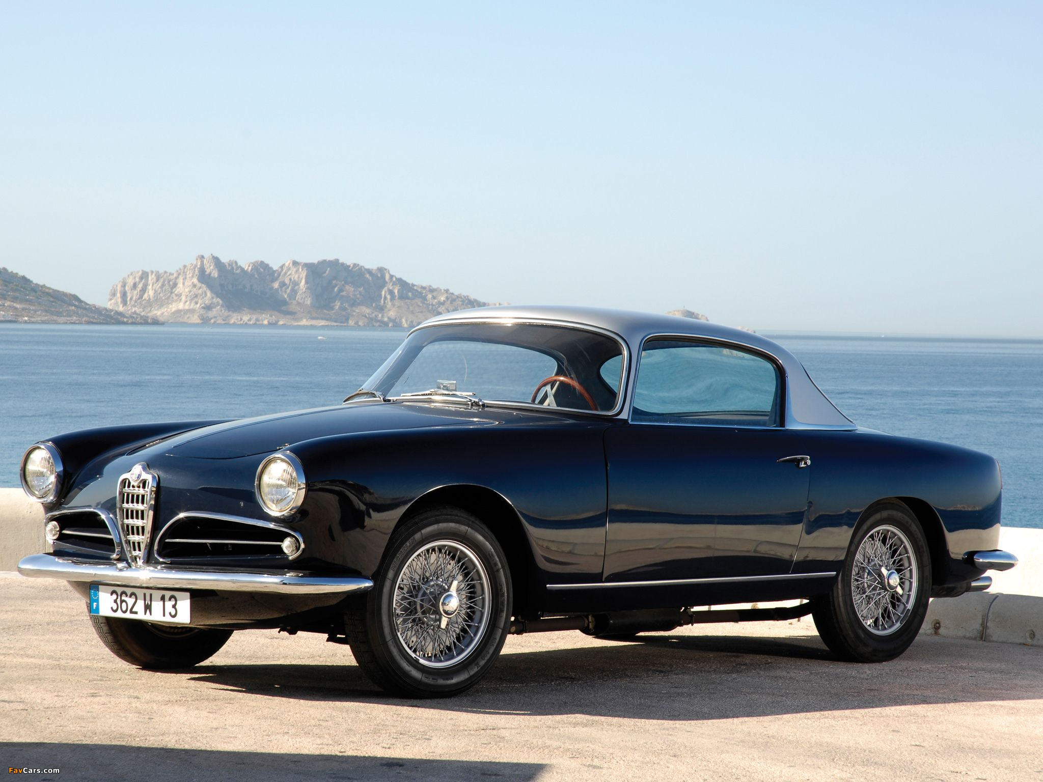 s of Alfa Romeo 1900 Super Sprint 1484 1956–1958 2048 x 1536