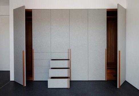 Einbauschrank design  Holzrausch: Einbauschrank w7a | einbauschrank | Pinterest ...