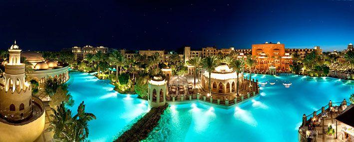 The Grand Makadi Hotel, Makadi Bay, Hurghada, Egypt. | Gorgeous Places | Egypt, Hurghada egypt ...