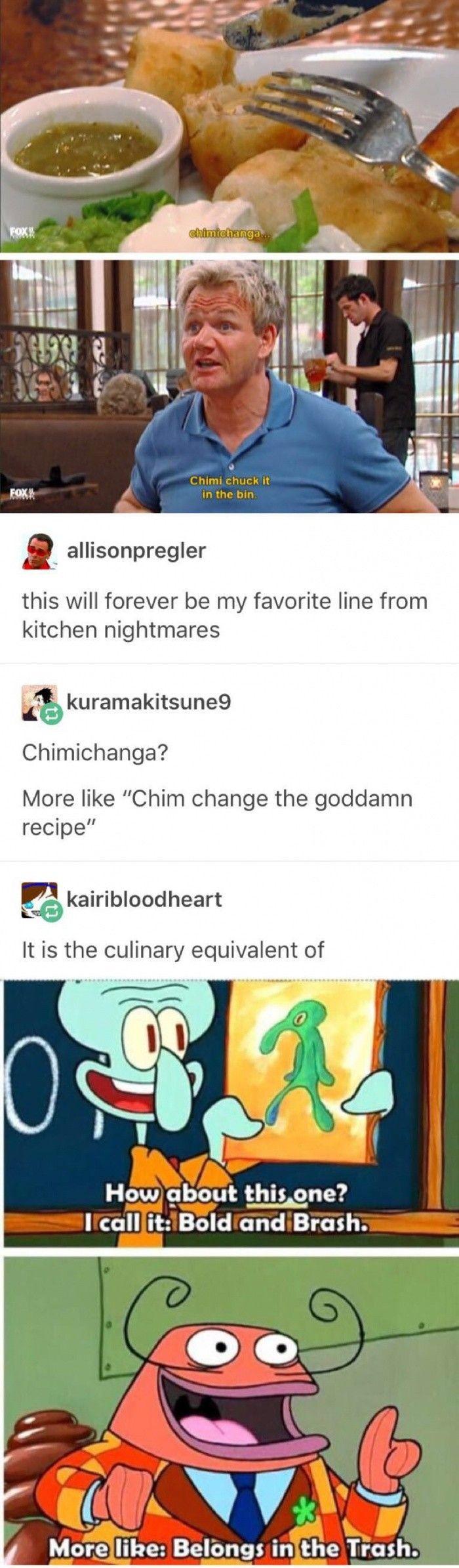 122 best Kitchen Nightmares images on Pinterest | Chef gordon ramsay ...
