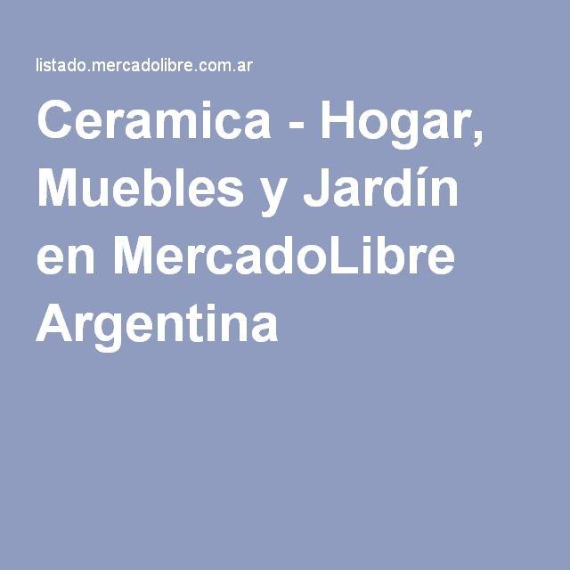 Ceramica - Hogar, Muebles y Jardín en MercadoLibre Argentina