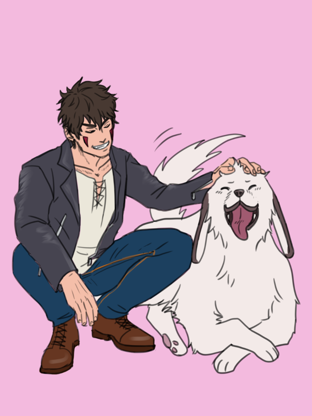 """""""kiba"""" Anime naruto, Anime, Fictional characters"""