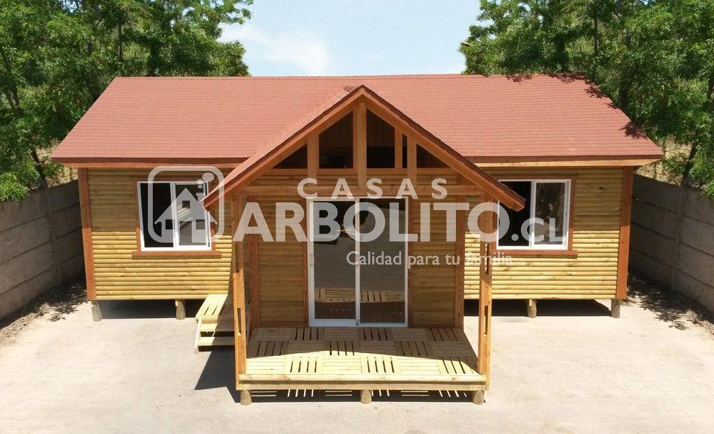 Modelos de casas prefabricadas de madera nativa casas for Casas prefabricadas economicas