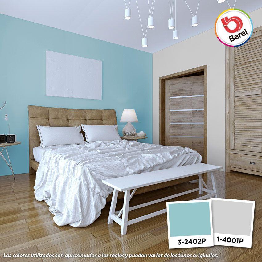 Los colores claros son ideales para espacios peque os - Decoracion de interiores para espacios pequenos ...