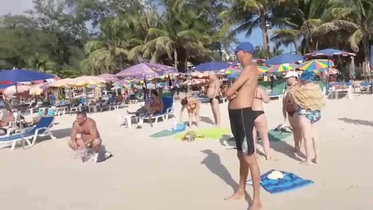 Tour nudist paradise
