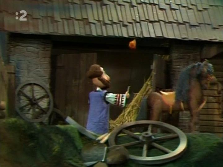 Zázračný mlynček 1979, 29 min Režie: Lucia Šebová