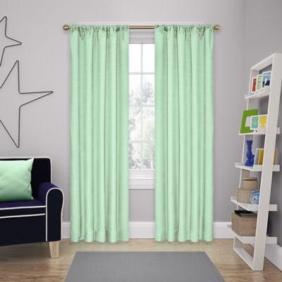 Eclipse Kate 54 Inch Rod Pocket Room Darkening Window Curtain