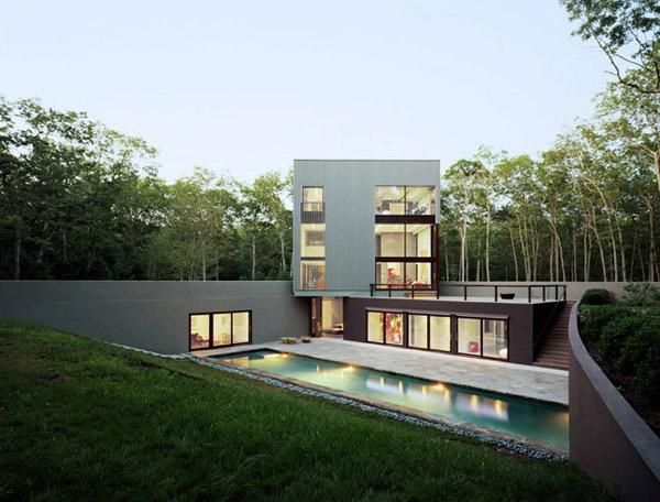 Architecture l shaped home architecture with two stories L shaped building